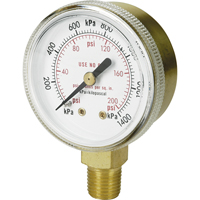 Brass Gauges NT616 | Rideout Tool & Machine Inc.