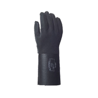 Blue-GripTM Heavyweight Natural Rubber Latex Gloves SN729 | Rideout Tool & Machine Inc.