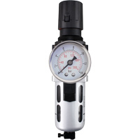 Modular Air Filter/Regulator (Gauge Included) TYY175 | Rideout Tool & Machine Inc.